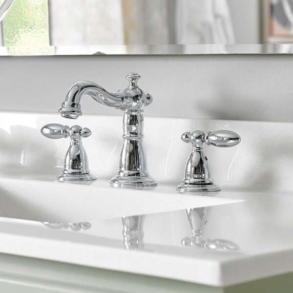 Victorian Standard Bathroom Faucet Lever by Delta