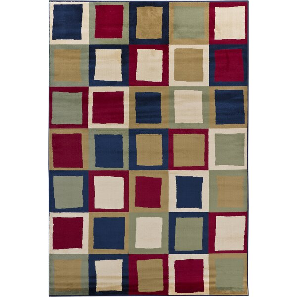 Wallner Geometric Area Rug by George Oliver