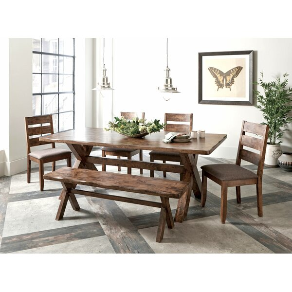 Austen 6 Piece Dining Set by Loon Peak