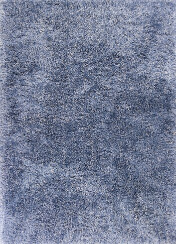 Angela Hand-Woven Denim Area Rug by Winston Porter