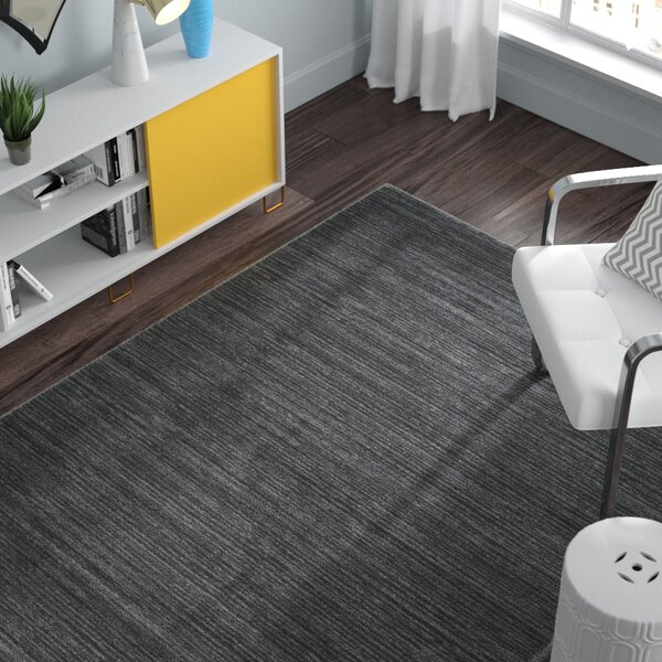 Harloe Gray Area Rug by Zipcode Design