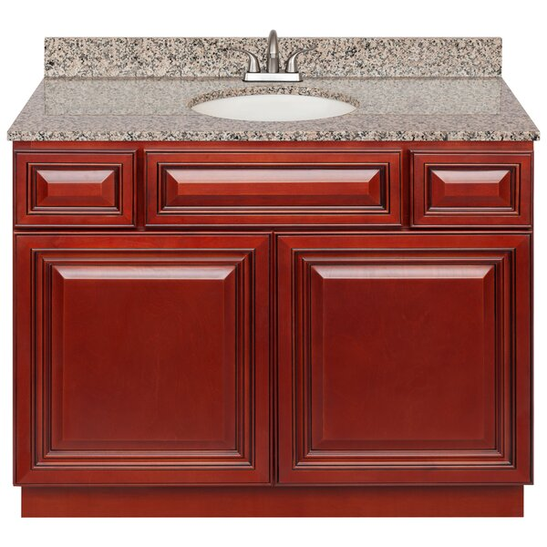 Kenilworth 42 Single Bathroom Vanity Set by Charlton Home