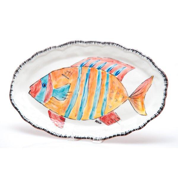 Napoli Fish Platter by Abigails