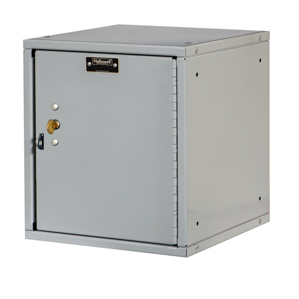 Cubix 1 Tier 1 Wide Employee Locker by Hallowell| @ $123.50