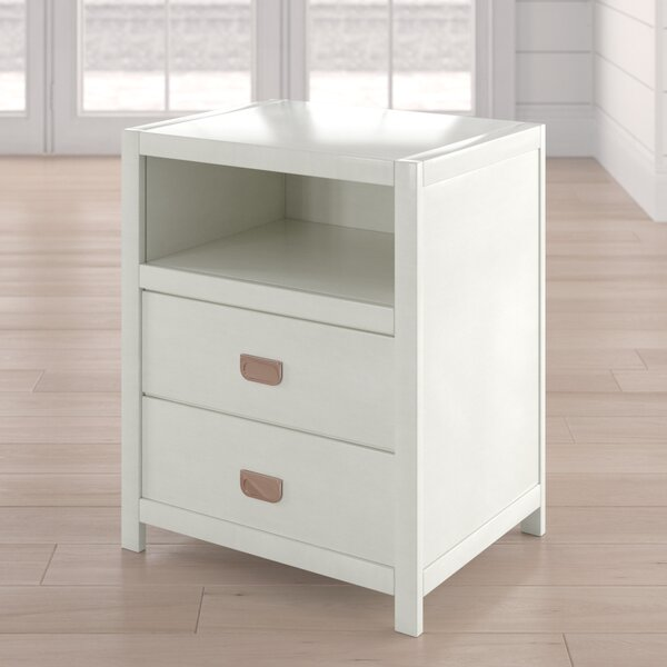 Antonina End Table by Beachcrest Home