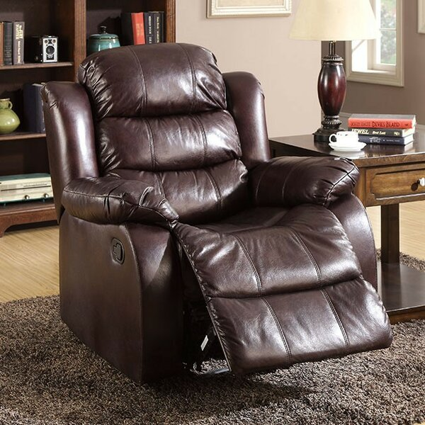 Gafton Manual Recliner [Red Barrel Studio]