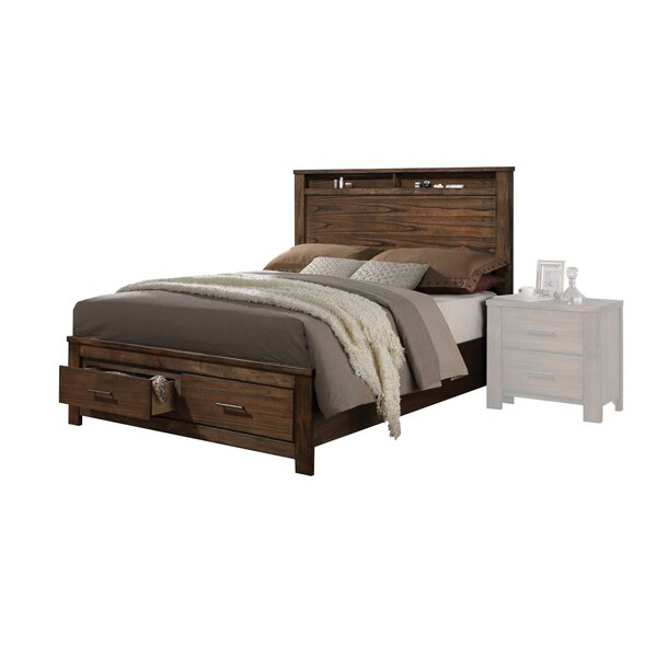 Schlesinger Storage Platform Bed by Latitude Run