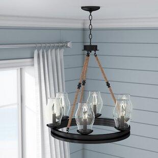 nautical rope light fixtures wayfair