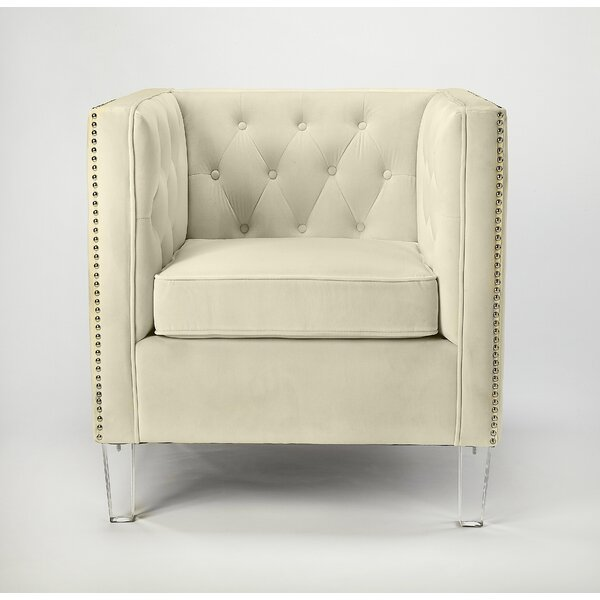 Moose Club Chair by House of Hampton