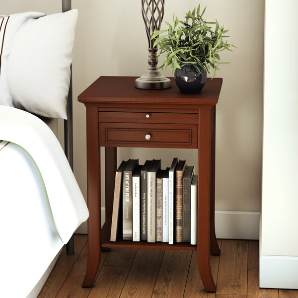 American Heritage Logan End Table By Andover Mills