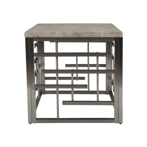 Northgate End Table By Brayden Studio
