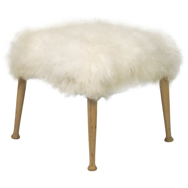 Bianca Stool with Cushion by Noir