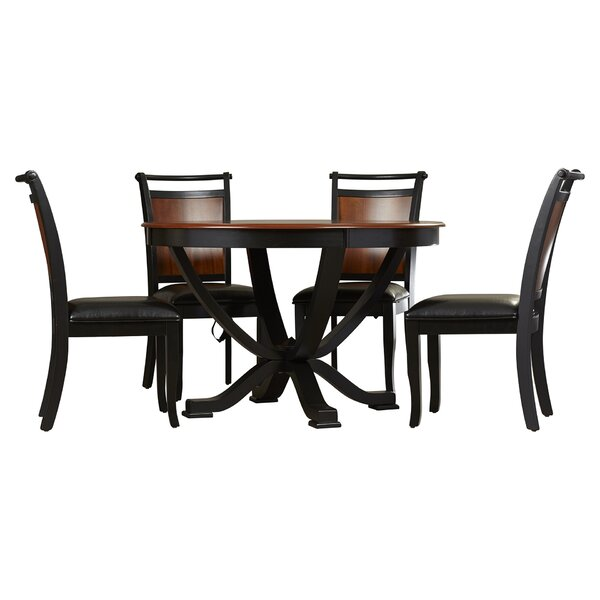 Roberta 5 Piece Dining Set by Darby Home Co Darby Home Co
