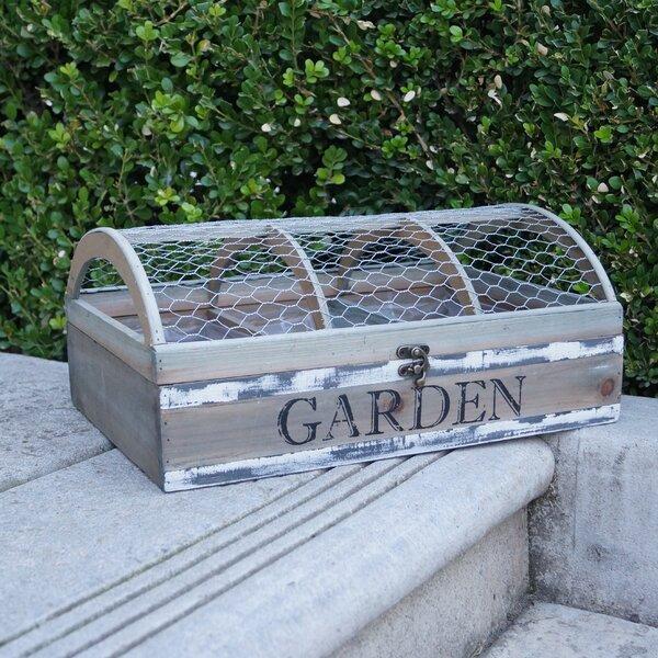 Fir Planter Box by American Mercantile