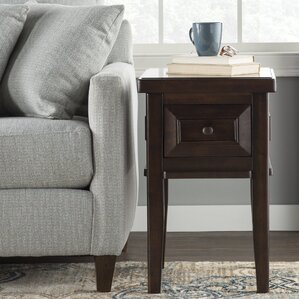 Edmondson End Table by Three Posts