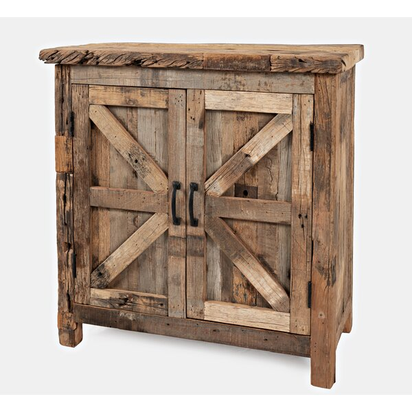 Emmie 2 Door Accent Cabinet by Millwood Pines Millwood Pines