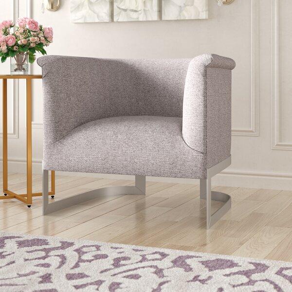 Boulanger Barrel Chair by Willa Arlo Interiors