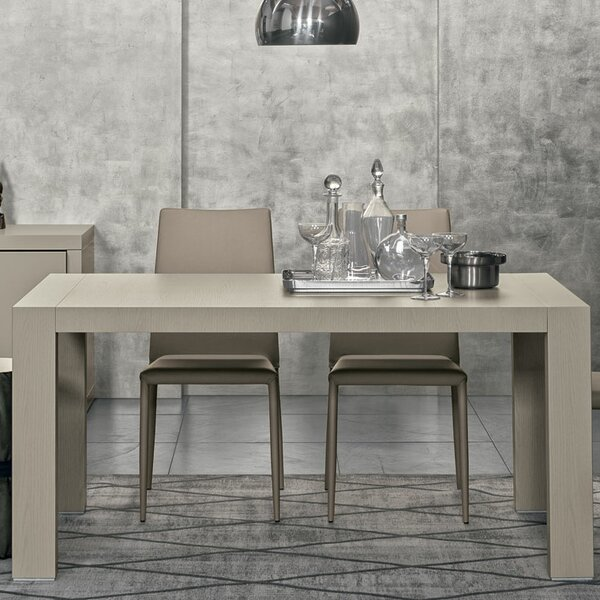 Doppio Passo Rectangular Extendable Dining Table by YumanMod