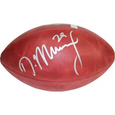 Demarco Murray Signed Official Football by Steiner Sports