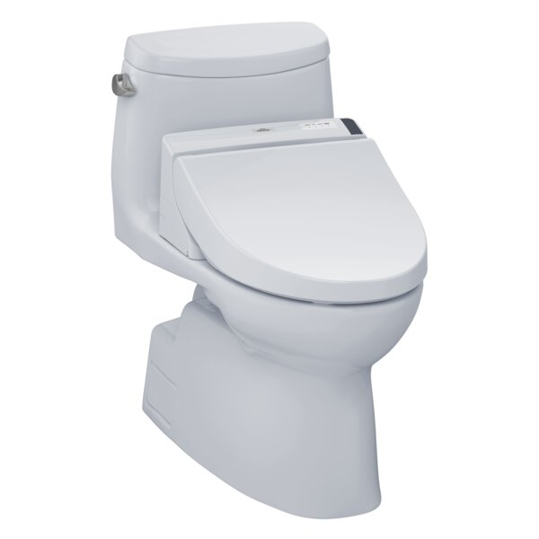 Carlyle® II 1.28 GPF Elongated One-Piece Toilet by Toto