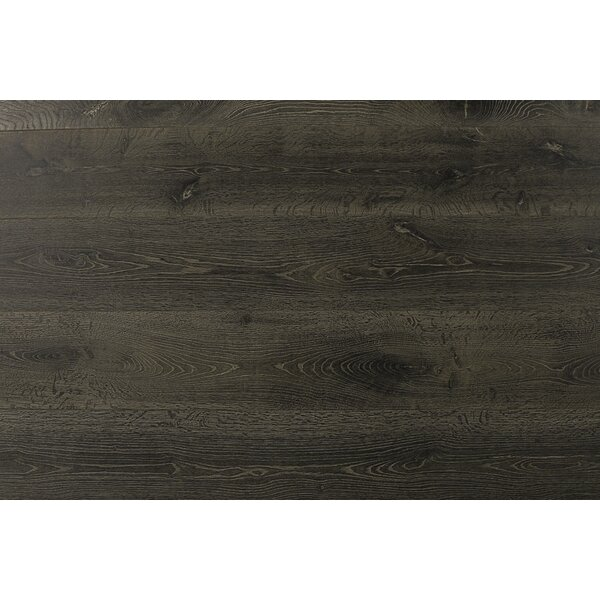 Aston 9.5 Engineered European Oak Hardwood Flooring in Belhaven Umber by Albero Valley