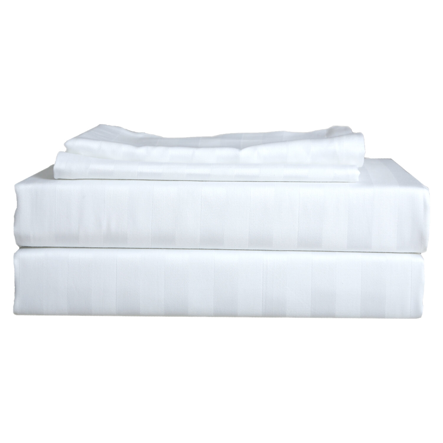 "4 /""A GREAT BUY/"" 300 THREAD COUNT KING SIZE PILLOW CASES-100/% SATEEN COTTON"