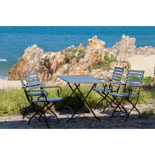 Ellen 5 Piece Dining Set by Ophelia & Co.