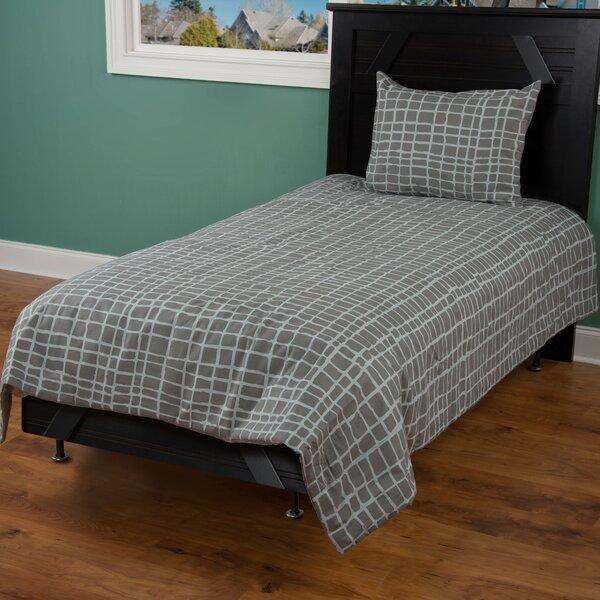 4 Piece Comforter Set by Wildon Home ®