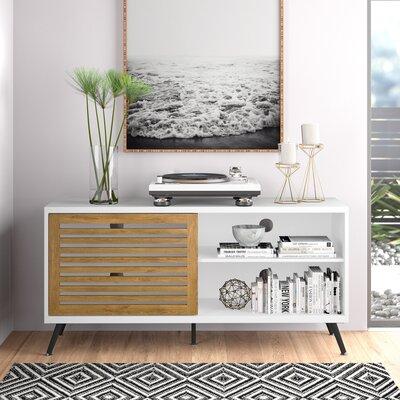 Modern White Tv Stands Allmodern