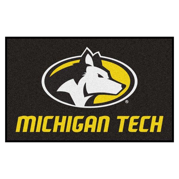 NCAA Michigan Tech Ulti-Mat by FANMATS