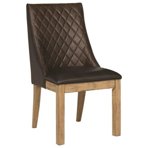 Dodson Upholstered Dining Chair (Set of 2) by Ivy Bronx