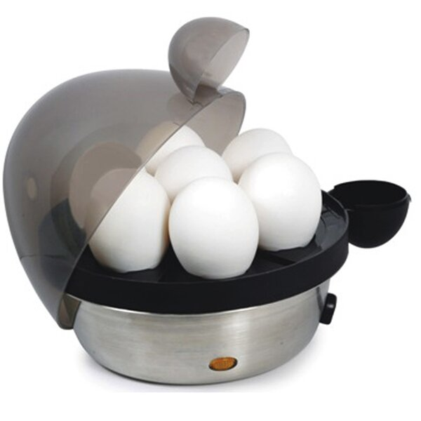 Stainless Steel 7-Egg Cooker by Better Chef
