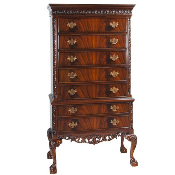 Mulhall 7 Drawer Accent Chest