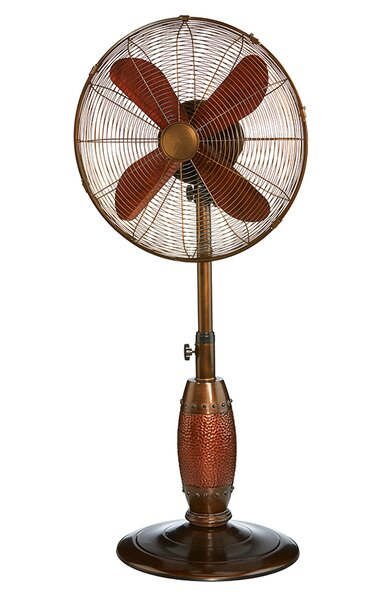 Moorefield 18 Oscillating Pedestal Fan by Bloomsbury Market