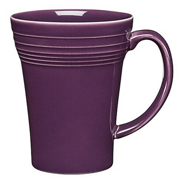 Bistro Latte Coffee Mug by Fiesta