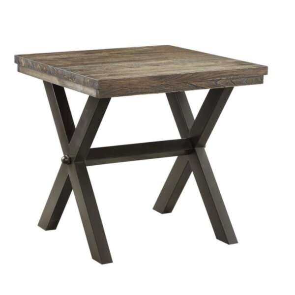 Bethnal End Table by Gracie Oaks