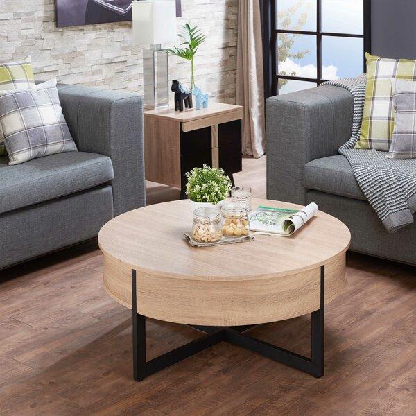 Lagasse Cross Legs Coffee Table By Wrought Studio
