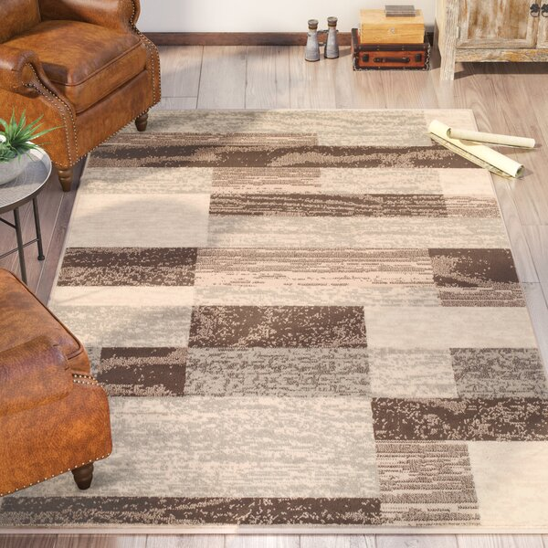 Rita Beige/Grey Area Rug by Trent Austin Design