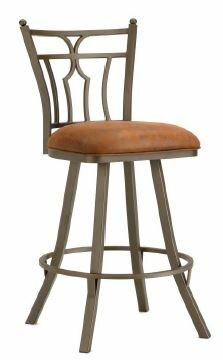 Randle 30 Swivel Bar Stool by Iron Mountain