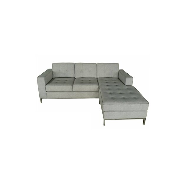Fenwick Reversible Modular Sectional By Ivy Bronx