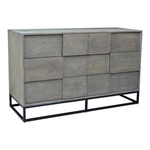 Hegeman 6 Drawer Dresser by Brayden Studio