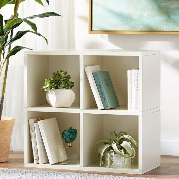 Skye Quad Cube Bookcase by Ebern Designs