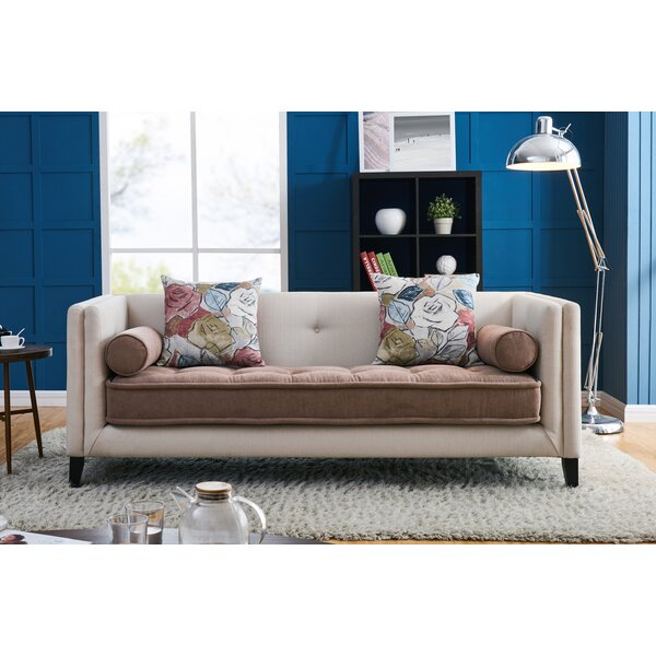 Chic Willilams Classic Modern Sofa by Brayden Studio by Brayden Studio
