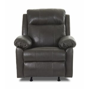 Susannah Recliner with Headrest and Lumbar Support by Red Barrel Studio
