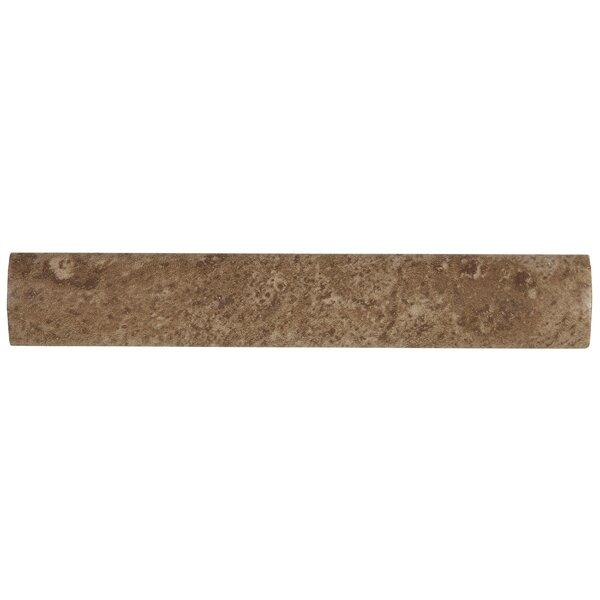 Remington 6 x 1 Ceramic Quarter Round Tile Trim in