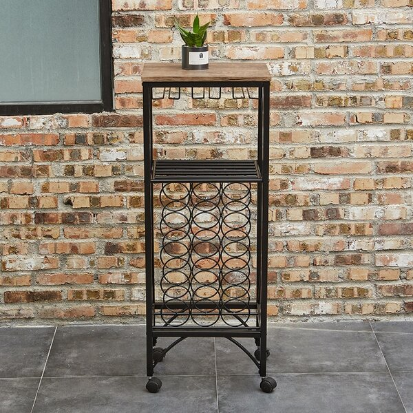 Wheatley Bar Cart By Williston Forge Spacial Price