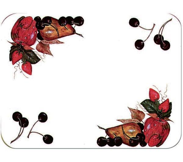 Tuftop Cherry Ripe Cutting Board by McGowan