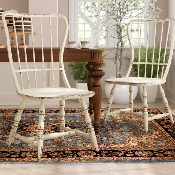 Sanctuary Spindle Back Dining Chair by Hooker Furniture