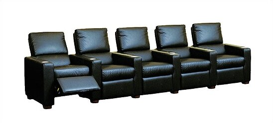 Penthouse Home Theater Row Seating (Row Of 5) By Bass