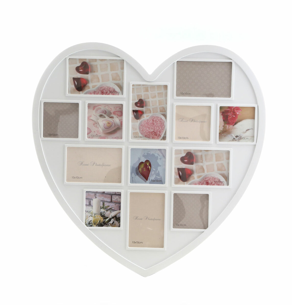 All Home Love Heart Picture Frame | Wayfair.co.uk